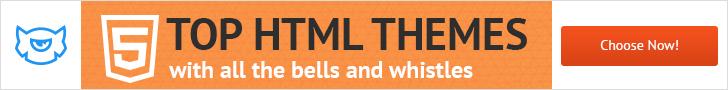 Top HTML Templates